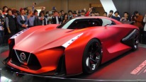 Nissan's Concept 2020 Vision Gran Turismo is WILD & HOT