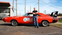 Vietnam Vet's $5,000 Dodge Charger Daytona Revived After Two Decades of Hiding