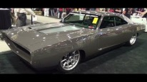 "The Hottest Dodge Charger ""Sliced"" - 1300hp Twin Turbo Custom 68 Charger!"