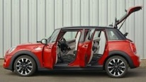 2015 Mini Cooper SD 5 Door Review