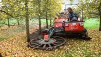 WICKED Apple-Picking Machine!