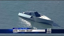 $33 MILLION Mysterious Black Stealth Ship - Boat of the Future