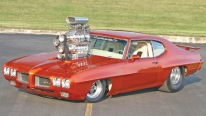DOUBLE BLOWN 70′ GTO with 1600 HP