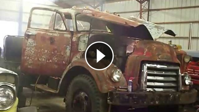 Toyota Diesel Truck >> Detroit 4-71 Engine In GMC 650 Comes Alive After 30 Years