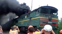 The Train From Hell! Now This is Really Rolling Coal