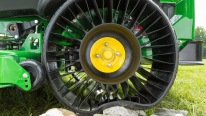 MICHELIN X Tweel Turf Airless Radial Tires - No Maintenance, No Compromise, No Downtime!