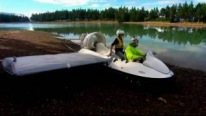 That is WICKED! The Homemade FLYING Hovercraft