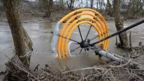 That is Pure Genius! DIY Free Energy Water Wheel Pump