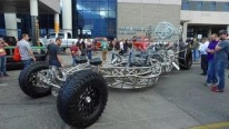 This Creation Blurs The Line Between Art And Hot Rods