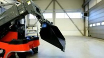 Maxtruck 2T - New-age Forklift Defines Future by its Unique design & Omni-directional Capability