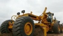 "What a Monster! CUSTOM Caterpillar Grader ""CAT 25M"""