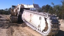 The Most Biggest Chain Trencher in the World