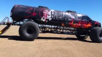 Extreme Luxury $1M Ford Excursion Monster Truck