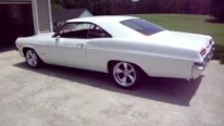 Nice looking & Wick Sound - 1965 Impala SS