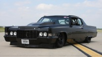 Caddy Powered & Homebuilt! The BADDEST Looking Cadillac Coupe de Ville