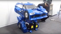 That Is WICKED!!! Japanese Inventors Create Real Life Transformer