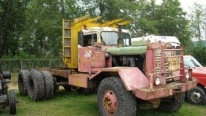 Cool 1959 Kenworth Chain Drive