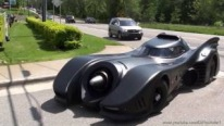 Return of 1989 Batmobile Majestic as Hell!!!