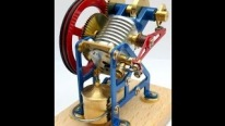 The Mini Flame Gulping Engine GB-FF05