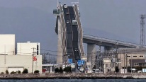 Japan's Crazy Bridge - It Looks More Like A Rollercoaster Than A Bridge