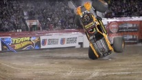BADASS Show! The Best Monster Truck Freestyle Ever