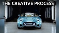 MINI SUPERLEGGERA VISION - The Creative Process