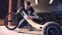 Must See!!! How To Build A Real Oaken Wood Drift Trike