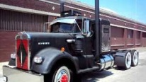 SICK 1961 Kenworth Rat Rod With A Cummins Nt 380 Engine
