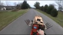 Hit The Road With Big Block Chevrolet Lawnmower