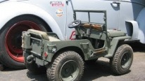 The Coolest Mini Willys Jeep Ever 1/3 Scale Replica
