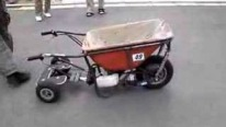 Brilliant Japanese Invention SUPER CAT Made With a Simple Wheelbarrow