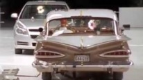 Chevrolet Malibu 2009 VS. Bel Air 1959