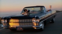 1964 Cadillac: Big, Black & Blown