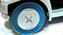 New generation of tires : Airless tires - Amazing technology