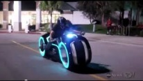 Tron Light Bike Lithium Powered