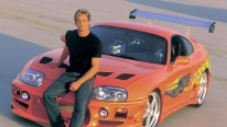 PAUL WALKER's ORANGE SUPRA From Fast & Furious Is UP FOR SALE