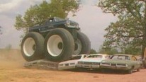 The World's Tallest Pickup Truck, BIGFOOT 5, In Action