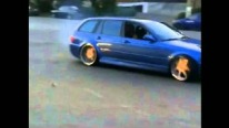 Brutal Tuned BMW E46 Street Drift