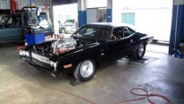 1600hp Dodge Challenger Dyno Run
