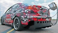 1000hp EVO X Goes 198MPH!