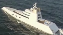 "Welcome the World's Biggest Sailing Ship £260 Million ""Sailing Yacht A"" of Russian Billionaire"