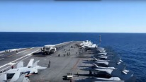 A Day On An Aircraft Carrier