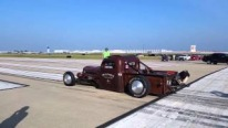 "World's fastest RatRod ""The Uncatachable"""