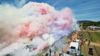 Biggest burnout: Guinness World Records 2015