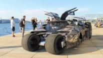 Awesome Batmobil Tumbler