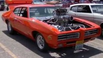 Monster GTO Judge