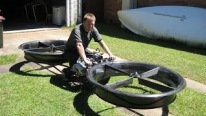 New Invention - Hoverbike