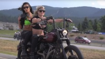 Monster Energy Dirt Shark Sturgis Motorcycle Rally