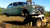 1953 Packard Saved From the Crusher