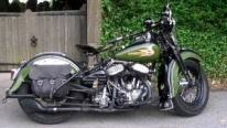 One of the Best Restored Vintage Harley-Davidson wl45